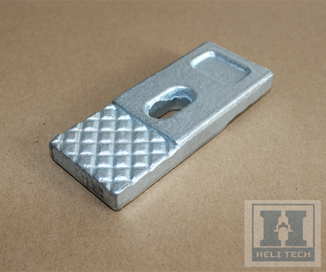 Zinc Plated Forging Plate for Truck