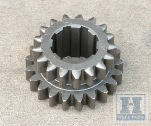 Agricultural Machinery Double Gear