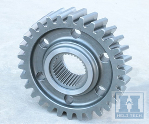 High Precision Customized Transmission Gear Cylindrical Gear