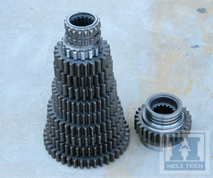 High Precision Customized Transmission Gear Spur Gear for Gearbox And Reducer